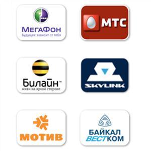 Операторы сотовой связи Ивангорода
