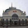 Железнодорожные вокзалы в Ивангороде