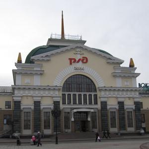 Железнодорожные вокзалы Ивангорода